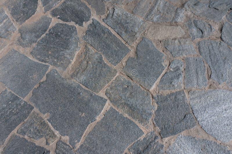 Fondo de piedras planas grises imagen de archivo