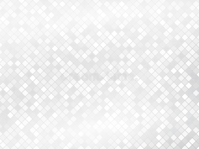 Fondo de plata abstracto ilustración del vector