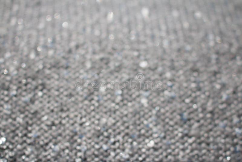 Fondo de plata del extracto del brillo imagen de archivo