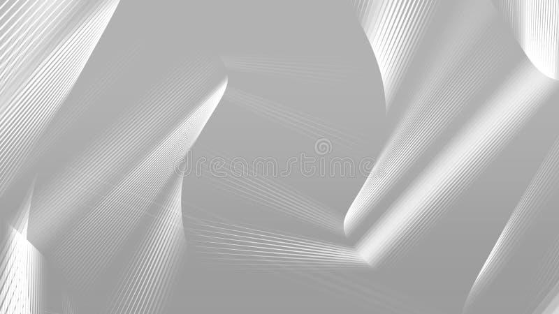 Fondo de pol?gonos Modelo abstracto del fondo imagenes de archivo