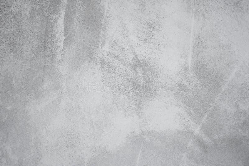 Fondo de textura de pared de hormigón bruto y grueso blanco imagen de archivo libre de regalías