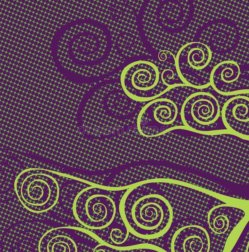 Fondo decorativo abstracto libre illustration