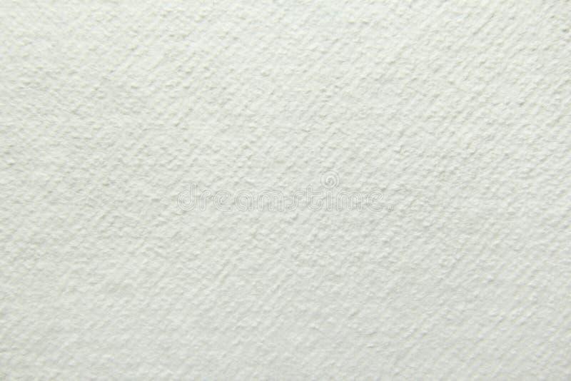 Fondo blanco de papel hecho a mano fotos de archivo libres de regalías