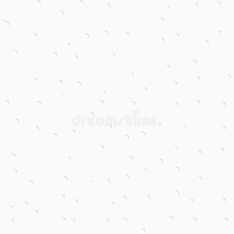 Fondo decorativo blanco Modelo incons?til libre illustration
