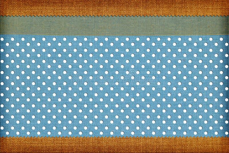 Fondo decorativo del tessuto immagine stock