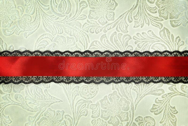 Fondo decorativo del tessuto fotografie stock