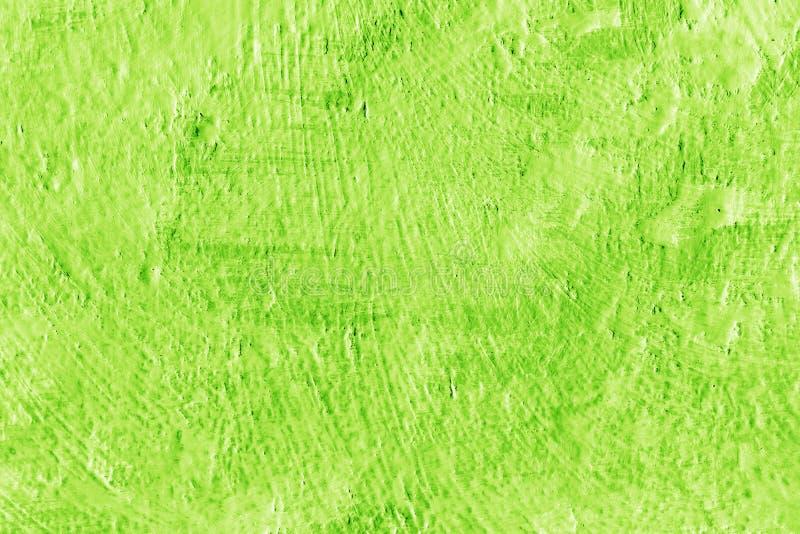 Fondo decorativo pintado extracto Verde del UFO del color de fondo  fotos de archivo
