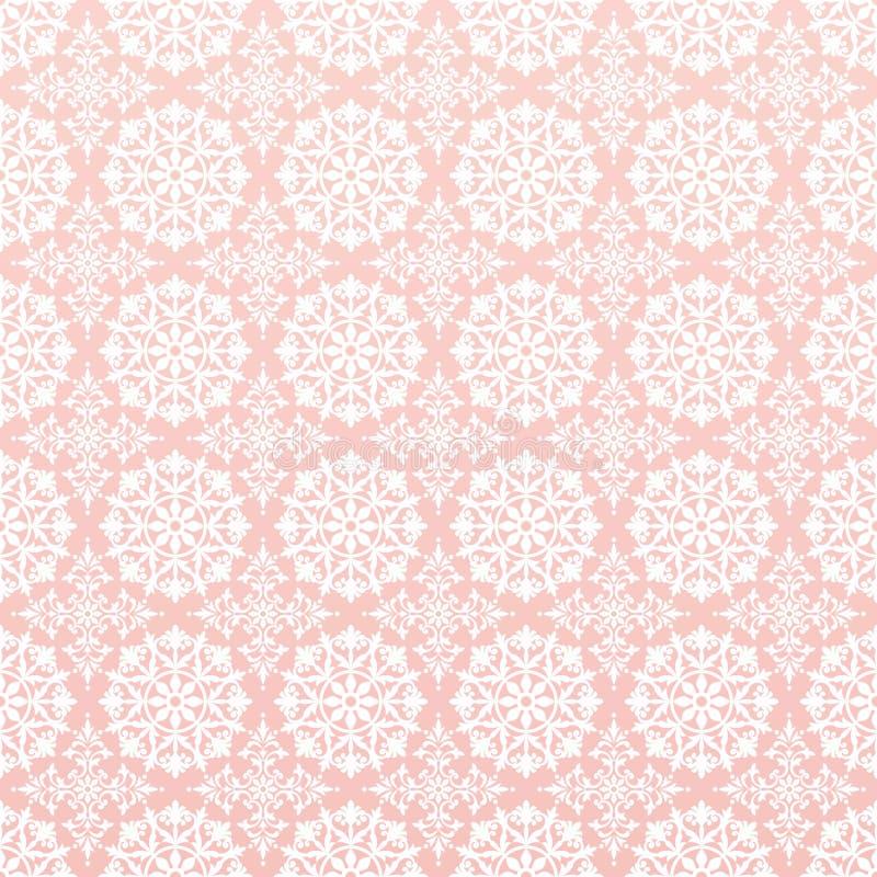 Fondo decorativo rosado libre illustration