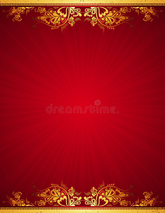 Fondo decorativo, vector stock de ilustración