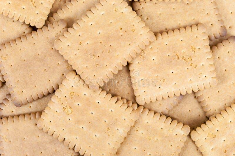 Fondo dei biscotti immagini stock libere da diritti