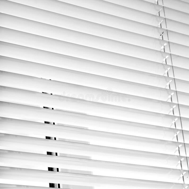 Fondo dei ciechi Foto astratta immagine stock