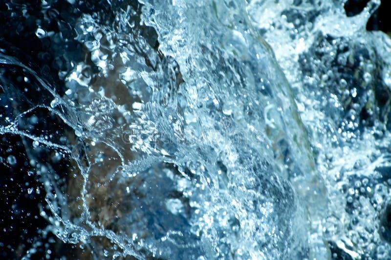 Fondo del agua dulce fotografía de archivo libre de regalías