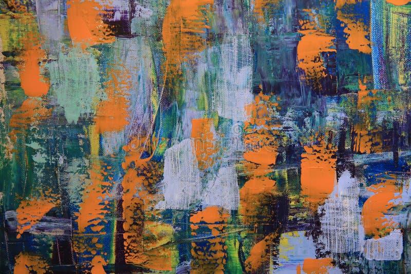 Fondo del arte abstracto stock de ilustración