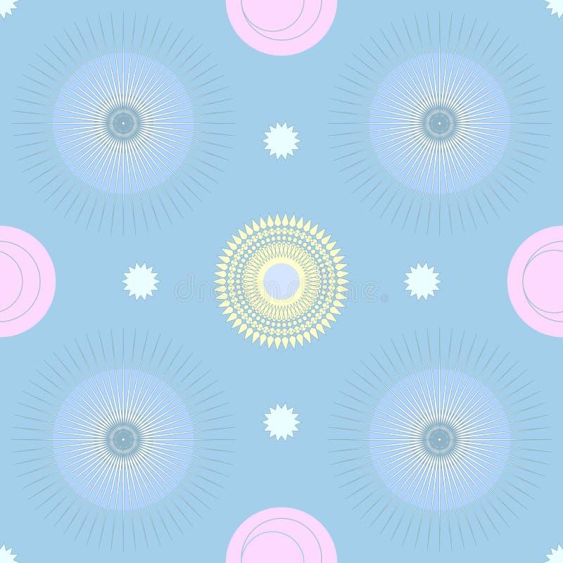 Fondo del arte abstracto, ejemplo imagen de archivo libre de regalías