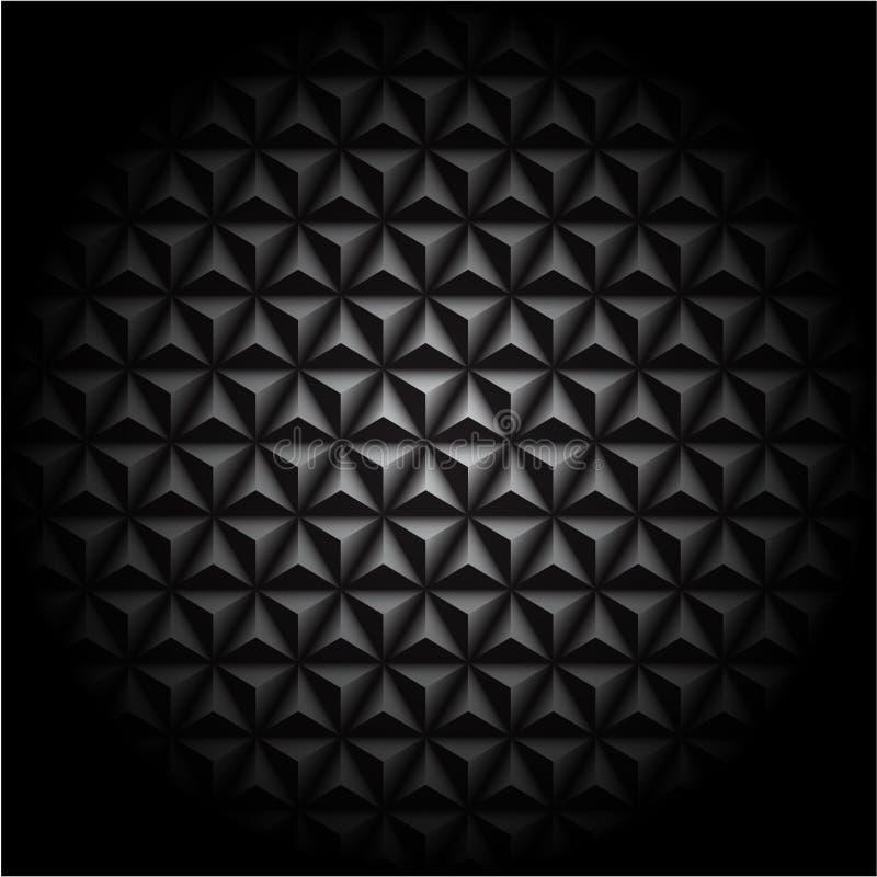 Fondo del azulejo de mosaico del vector ilustración del vector