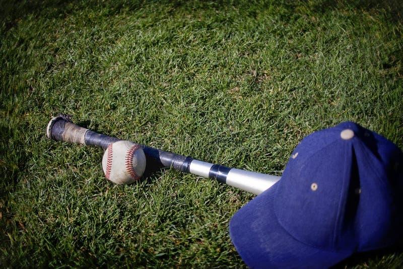 Fondo del béisbol imagen de archivo