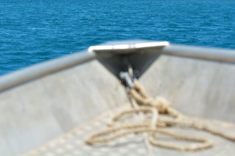 fondo del barco de pesca imagen de archivo libre de regalías