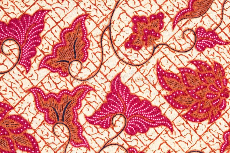 Fondo del batik. fotos de archivo
