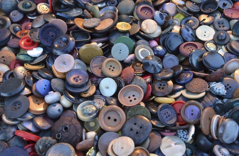 Fondo del botón del vintage imagenes de archivo