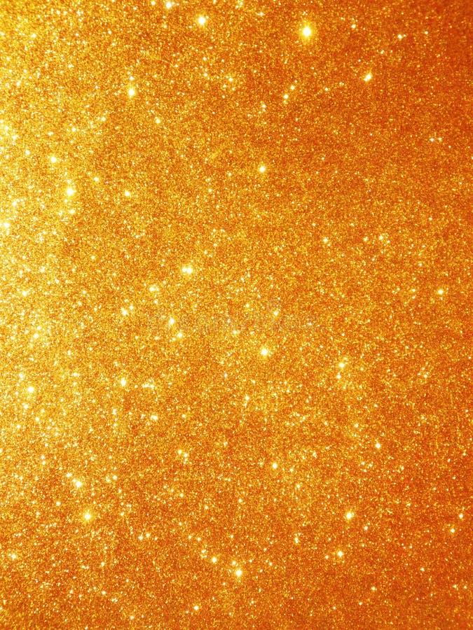 Fondo del brillo del oro fotografía de archivo libre de regalías