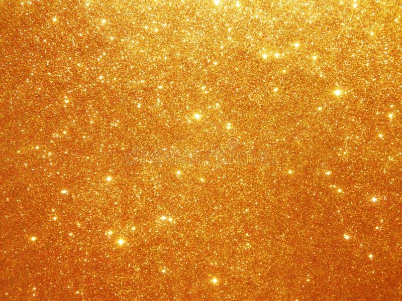 Fondo del brillo del oro imagen de archivo