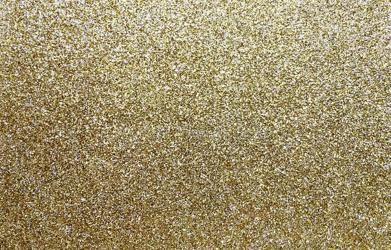 Fondo del brillo del oro imágenes de archivo libres de regalías