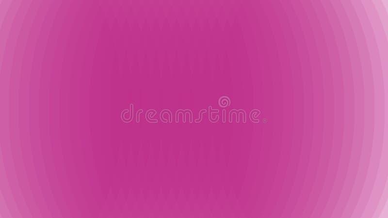 Fondo del círculo de Overlaping Color rosado Dise?o simple libre illustration