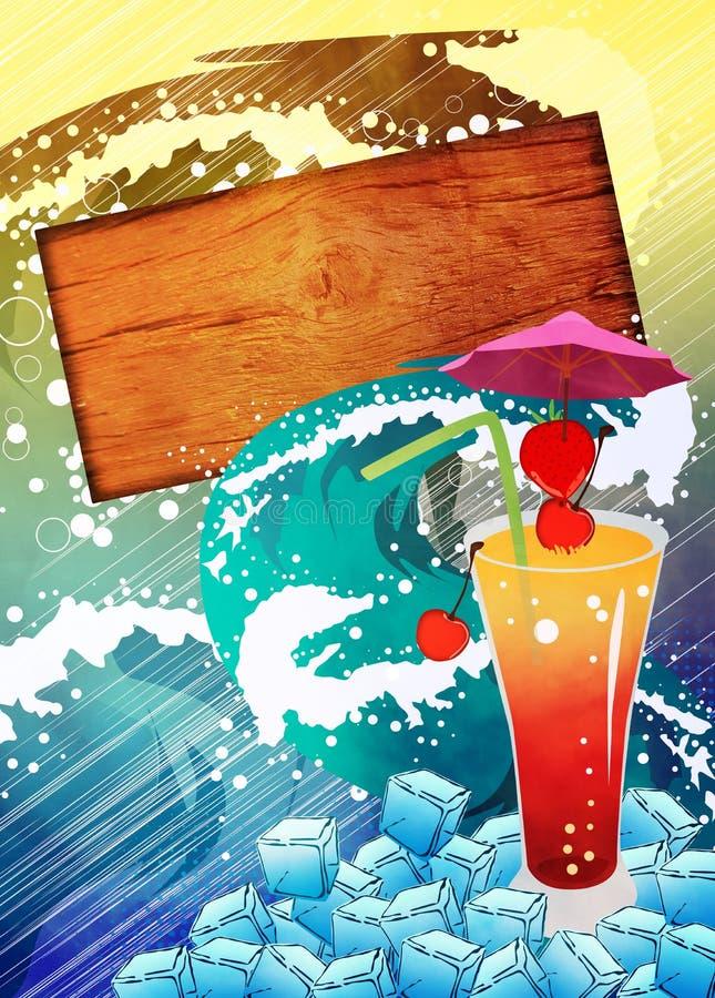 Download Fondo del cóctel foto de archivo. Imagen de bebida, barra - 41917846