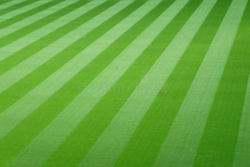 Fondo del campo de fútbol imagenes de archivo