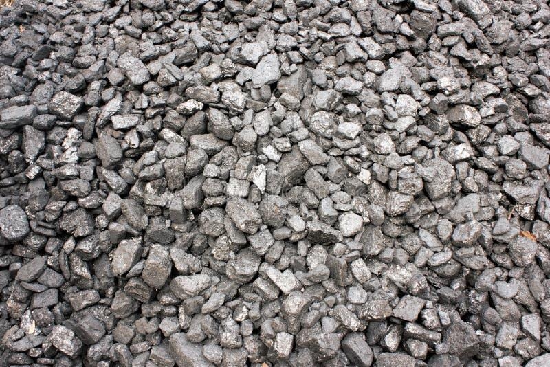 Fondo del carbón de antracita foto de archivo