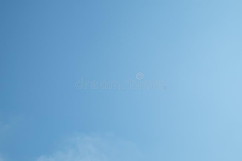 Fondo del cielo azul