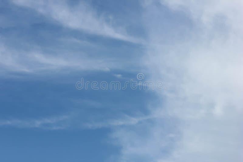 Fondo del cielo azul fotografía de archivo libre de regalías