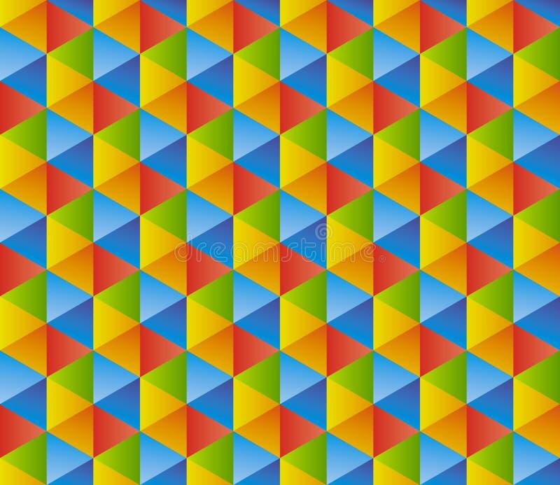 Fondo del color del vector ilustración del vector