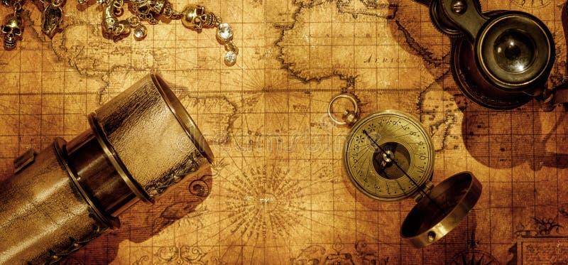 Fondo del concepto de la navegación de la geografía del viaje foto de archivo libre de regalías