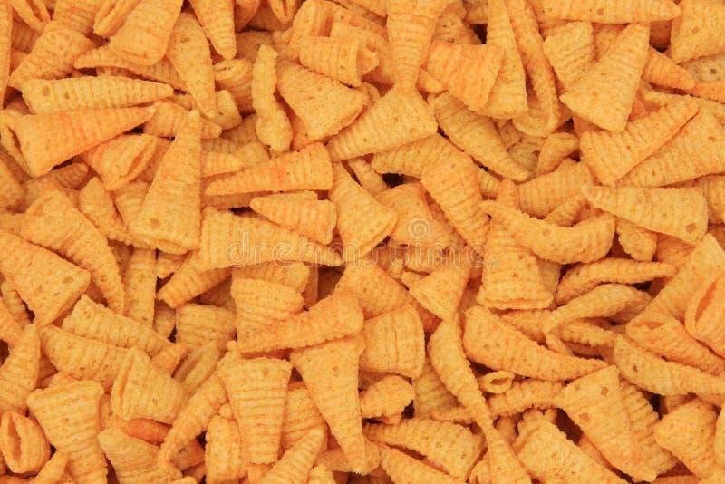 Fondo del cono del maíz imagen de archivo libre de regalías
