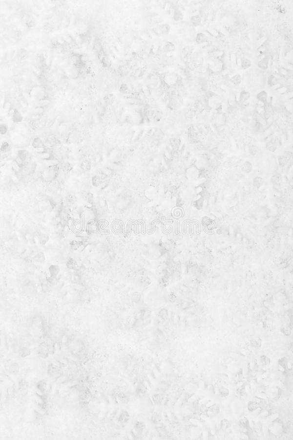 Fondo del copo de nieve imagenes de archivo