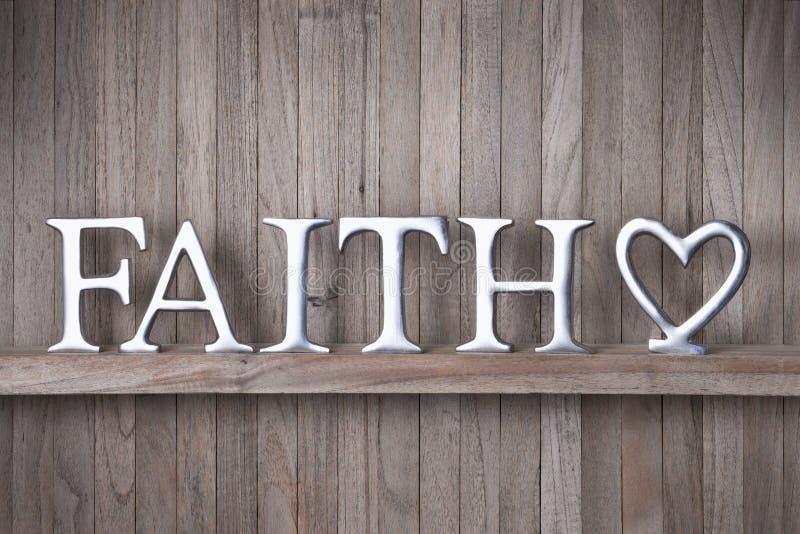Fondo del cristianismo del amor de la fe fotos de archivo