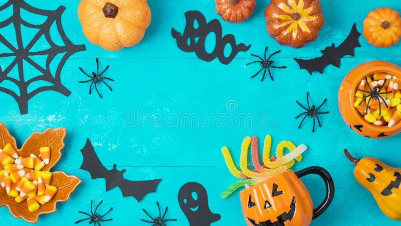 Fondo del día de fiesta de Halloween fotografía de archivo libre de regalías