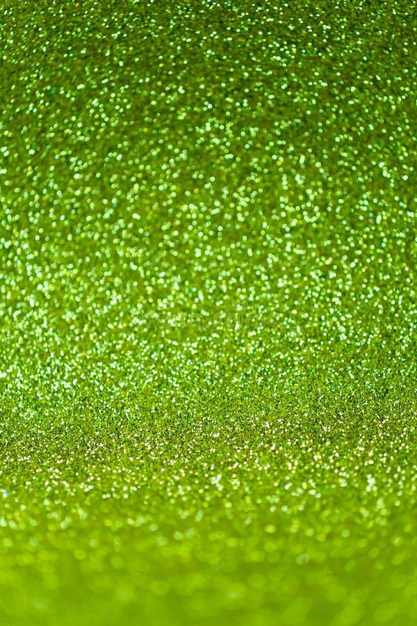 Fondo del día de St Patrick festivo verde imagen de archivo libre de regalías