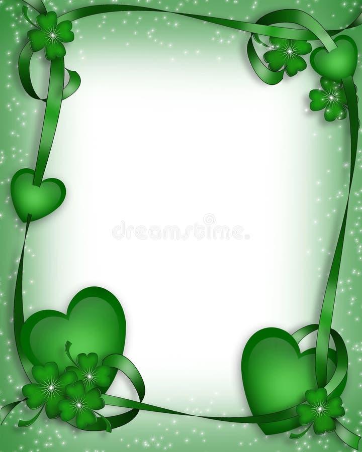 Fondo del día del St Patrick libre illustration