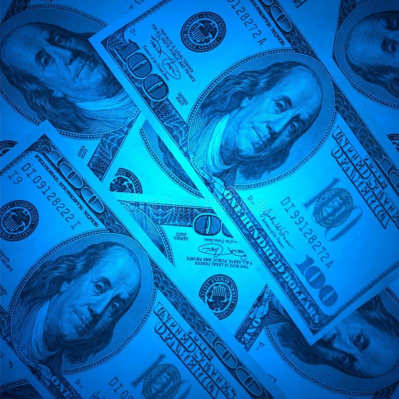 Fondo del dólar de la talla de XXL imagen de archivo