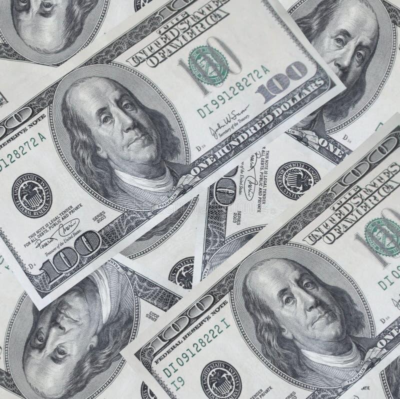 Fondo del dólar de la talla de XXXL fotos de archivo