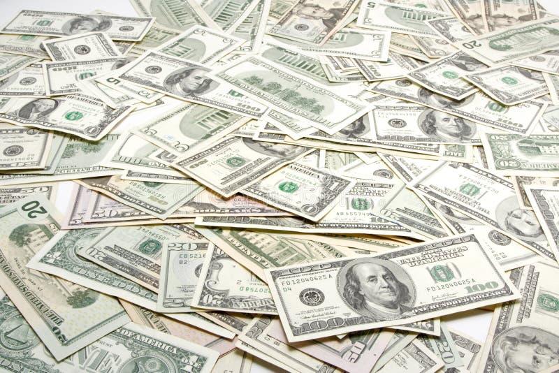 Fondo del dinero fotos de archivo libres de regalías
