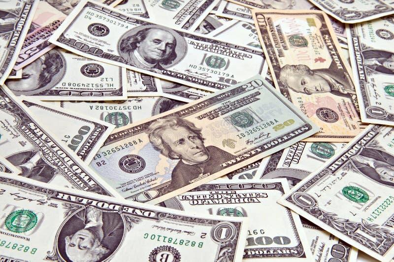 Fondo del dinero imágenes de archivo libres de regalías