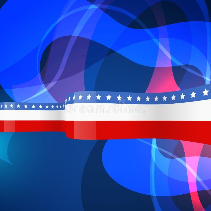 Download Fondo Del Diseño De Los E.E.U.U. Ilustración del Vector - Ilustración de libertad, cuarto: 41919214