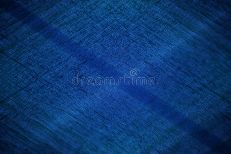 Fondo del dril de algodón del azul de océano imagen de archivo