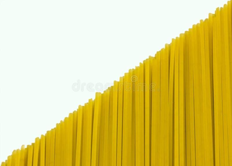 Fondo del espagueti fotografía de archivo