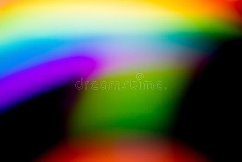 Fondo del extracto del color del arco iris fotos de archivo libres de regalías