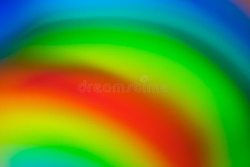 Fondo del extracto del color del arco iris fotografía de archivo