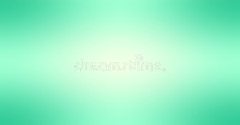 Fondo del extracto de la pendiente en sombra del verde de mar libre illustration